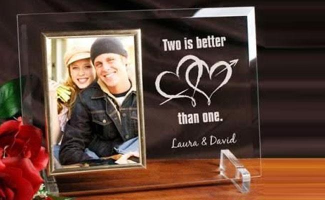 Romantic Photo Frame