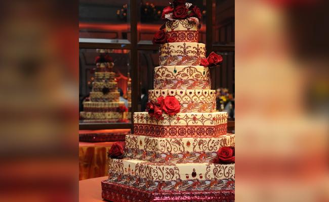 The Fabric Cake