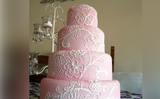 The Lace Cake