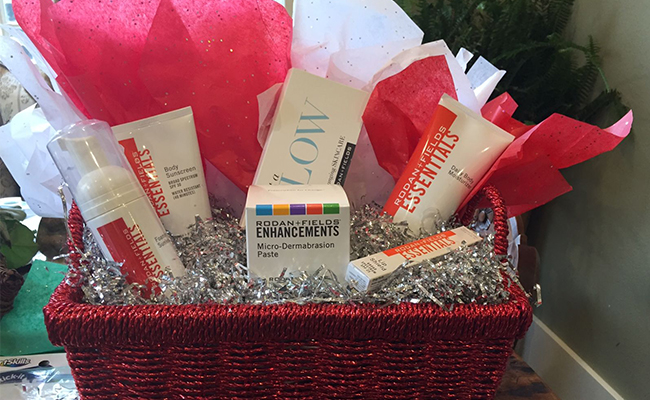 Winter Care Basket