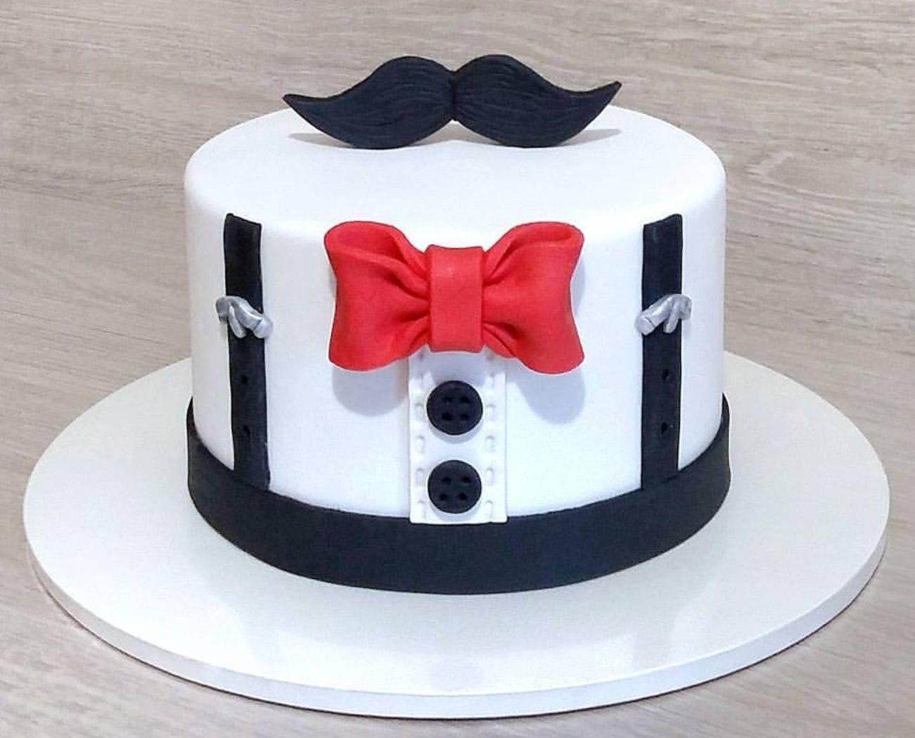 The Gentleman Cake