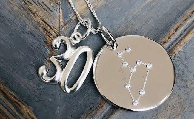 Personalized Constellation Birthstone Bracelet