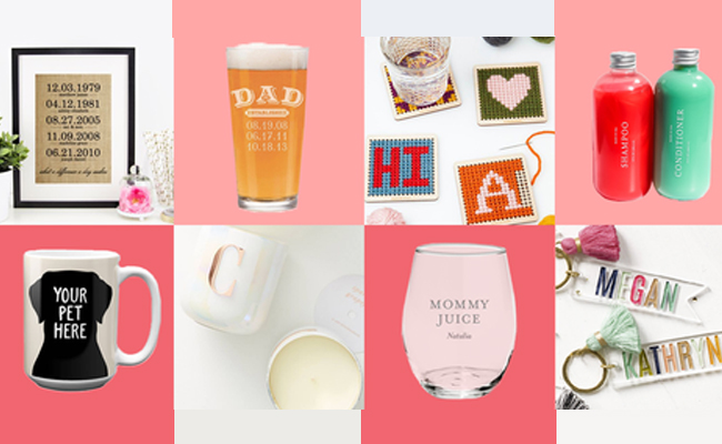 Personalised Gifts for Daily Use