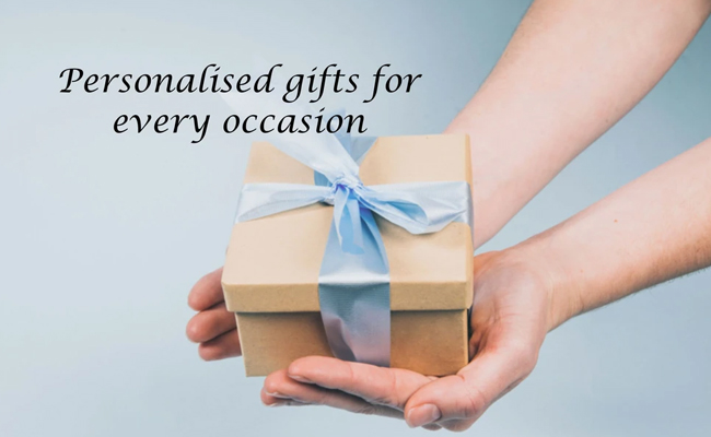 Personalised Gifts for Any Occasion
