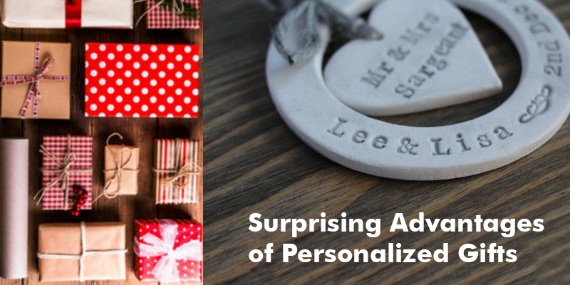 Surprising Advantages of Personalized Gifts