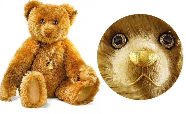 Diamond Eyed Bear