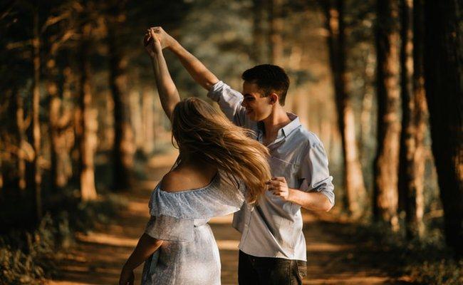 A dance