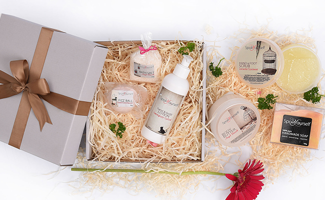 Beauty hamper