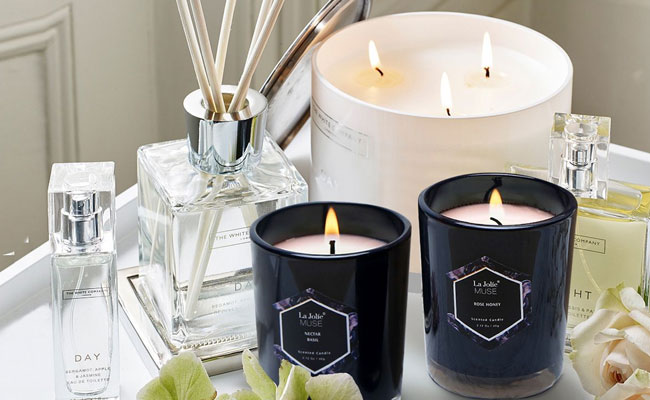 Scented Candle Gift Set for Mothers Day
