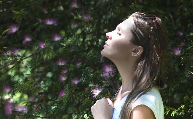 flowers positive mental benefits