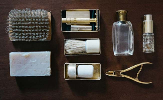 Luxurious Shave Kit