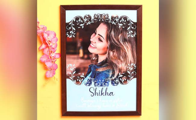 Personalized Photo Frames