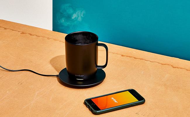 Temperature Control Coffee Mug