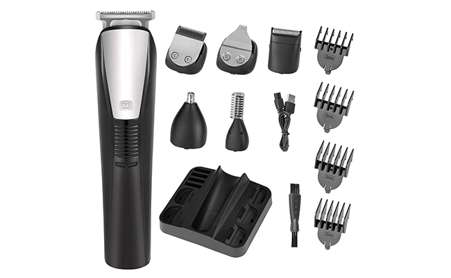 Electric Trimmer and Shaver