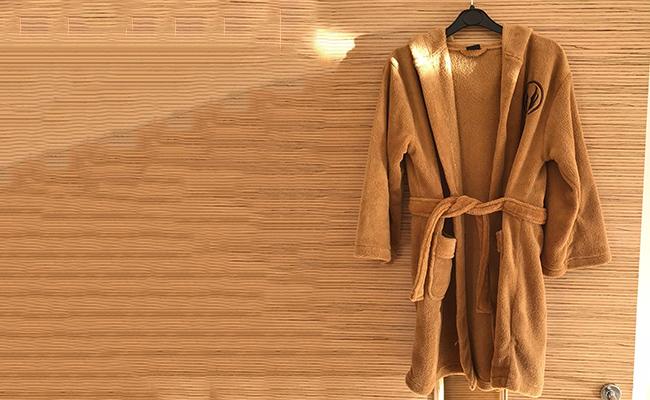 Jedi Bath Robe for Husband