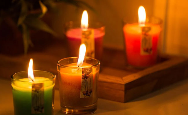 Aroma Candles for Diwali