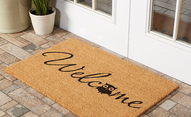 Welcoming Door Mats