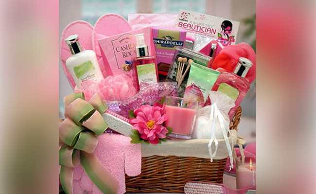 Beauty and Spa Hampers