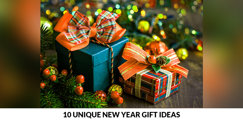 Unique New Year Gift Ideas