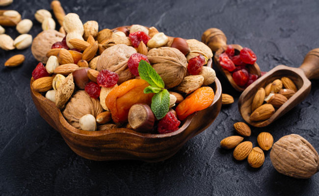 Dryfruits Assortment