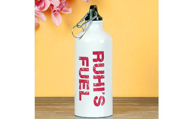 Personalised Water Bottle for Students