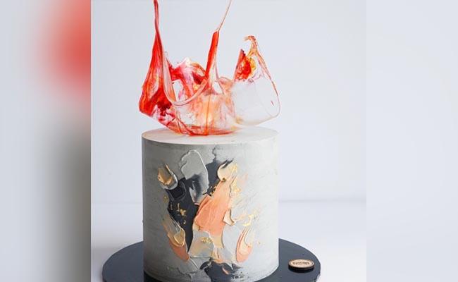 Translucent Isomalt Design