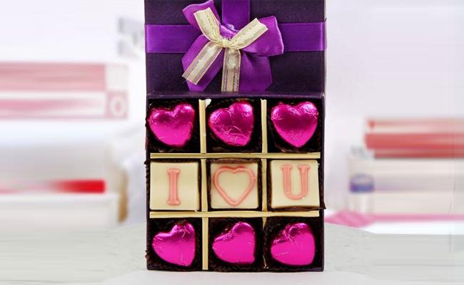 Melting Love Chocolates
