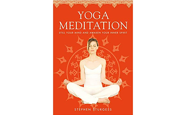 Yoga meditation book